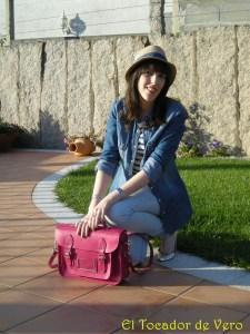 Yo y mi satchel