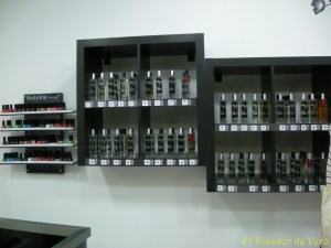 Mas perfumes! Tienen una gran variedad!