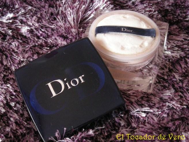 Detalle packaging Diorskin Poudre Libre