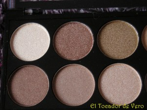 Sombras paleta heaven and earth