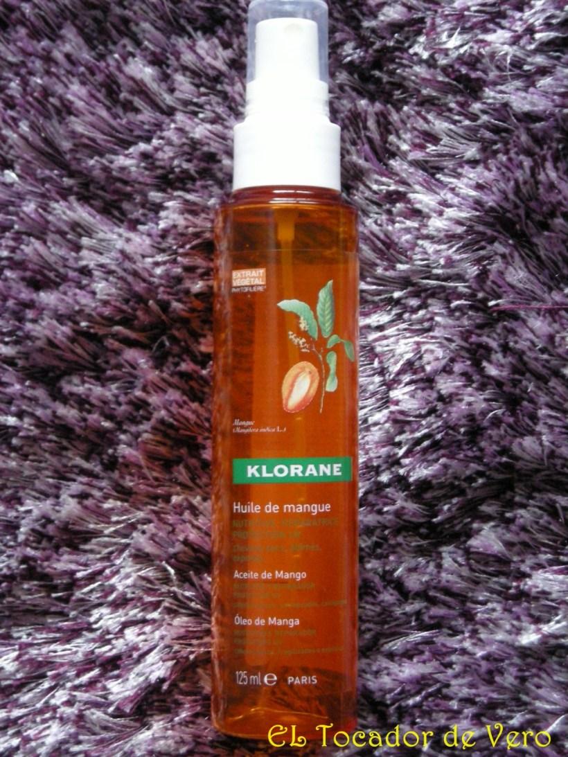 Aceite de Mango de Klorane