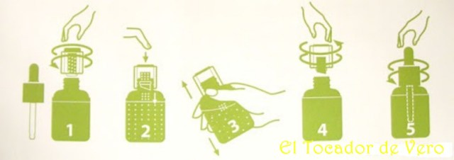 instrucciones de uso Skin Ergetic