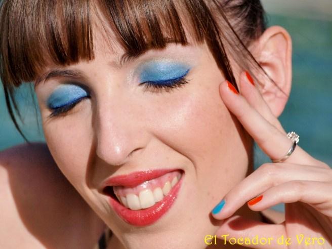 Detalle maquillaje concurso Beautyvictim de El Tocador de Vero