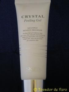 Crystal Peeling de Skin 79
