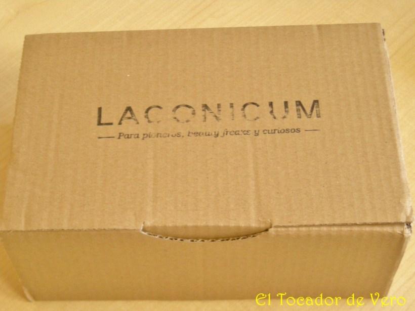 Mi primer pedido a Laconicum, ¿que tendrá esta cajita?