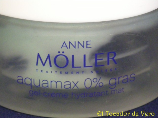 Gel crema Aquamax 0% gras