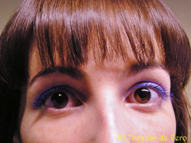 Long Lash Mascara de Nyx-detalle del maquillaje 1