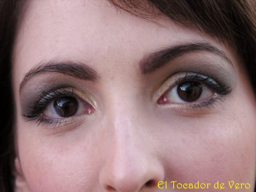 Fin de año - metallic eyes 5