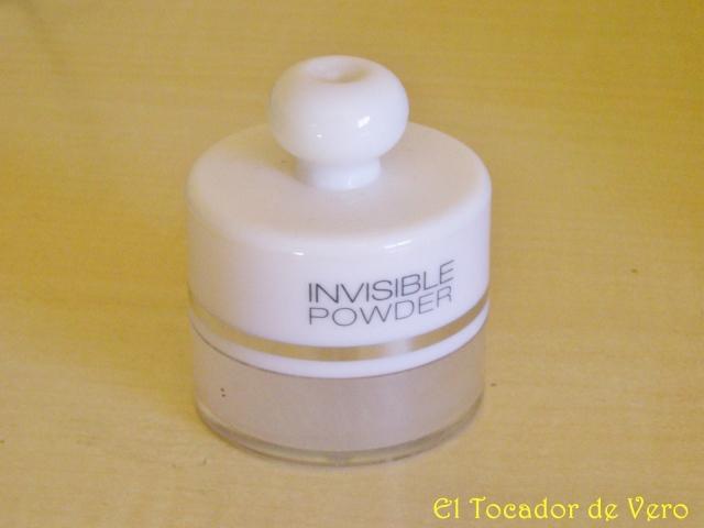 Invisible Powder de Kiko 1