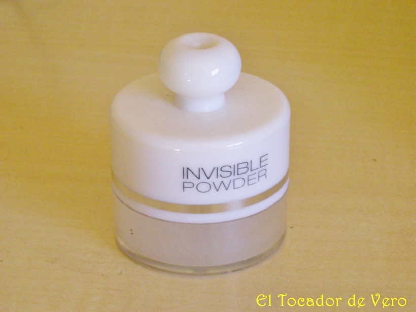 Invisible Powder de Kiko 1