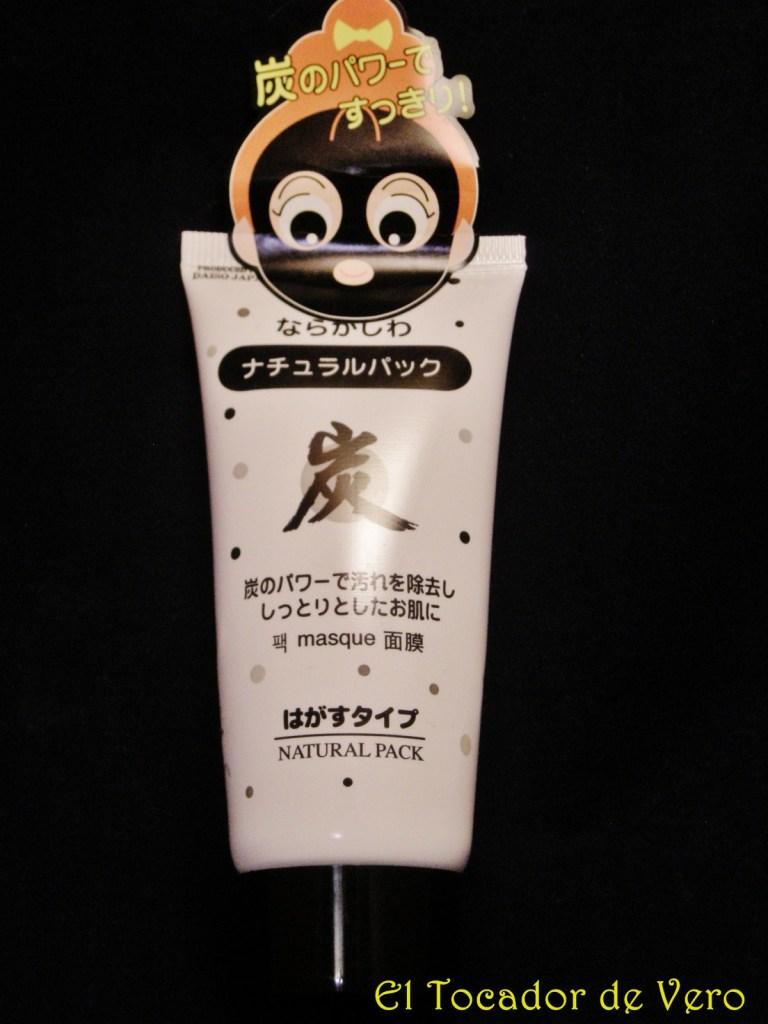 Daiso charcoal mask 1