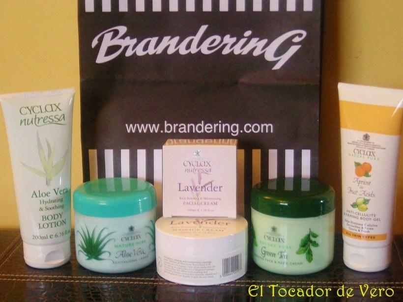 Cyclax - Brandering