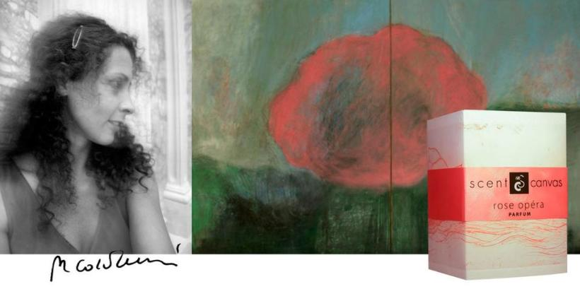 Rose Opera - Scento of Canvas