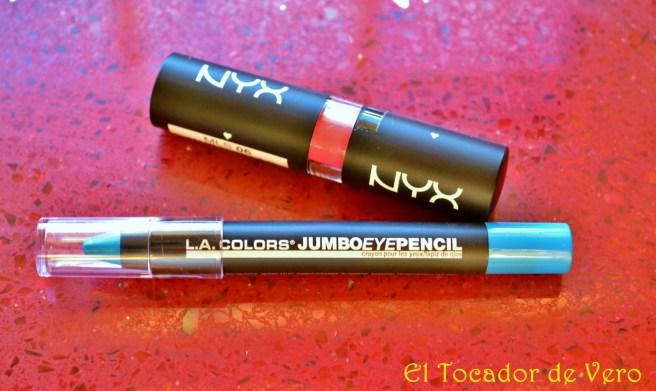 Haul abril 2013 Trendy Make up