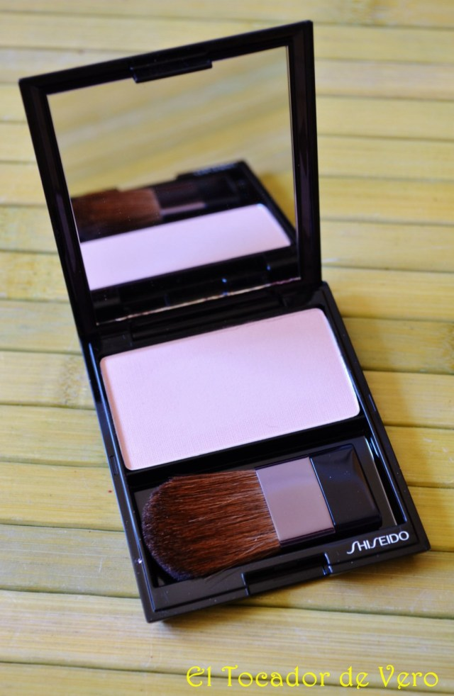 Iluminador Luminizing Satin Face Color PK107 Medusa de Shiseido