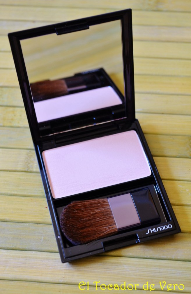 Iluminador Luminizing Satin Face Color PK107 Medusa de Shiseido