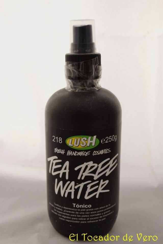 Tea tree water Lush 1