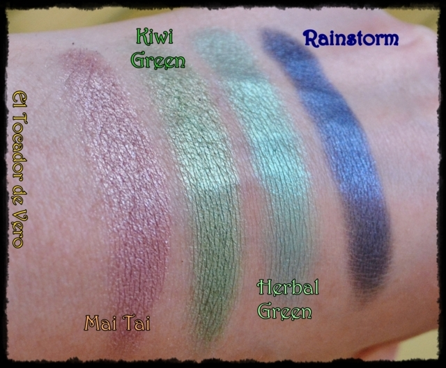 swatches sombras coastal scents (FILEminimizer)