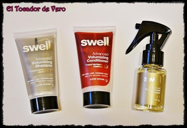 Sistema tres pasos Swell 2