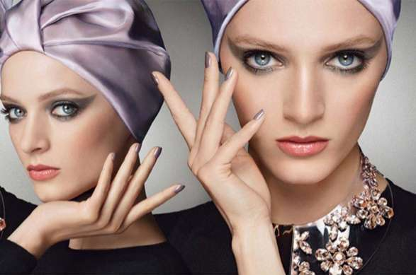 Dior Fall Winter 2013-14 - Mystic Metallics