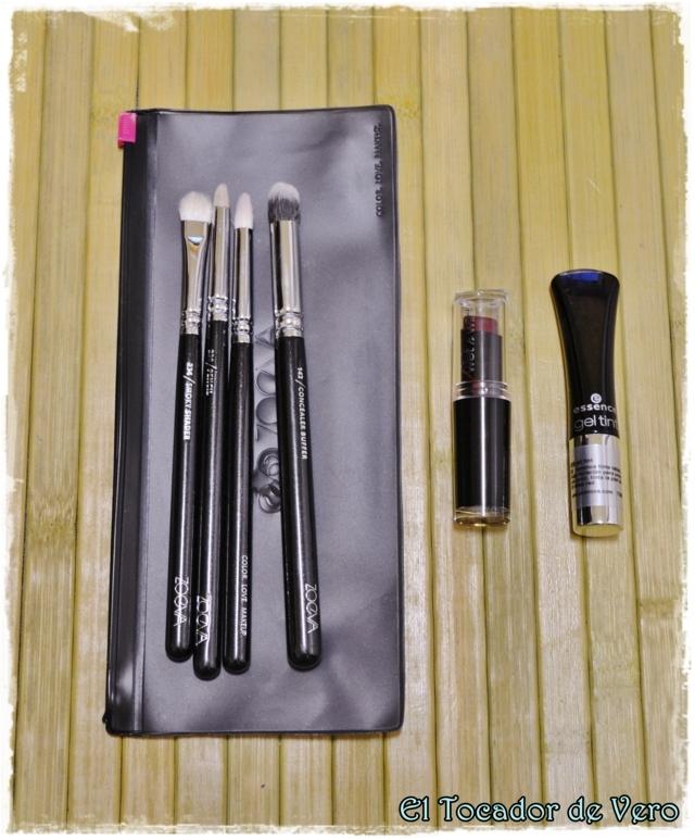 maquillalia zoeva brochas compras noviembre 2013