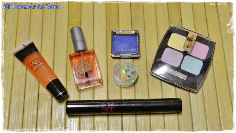 intercambio iris maquillaje