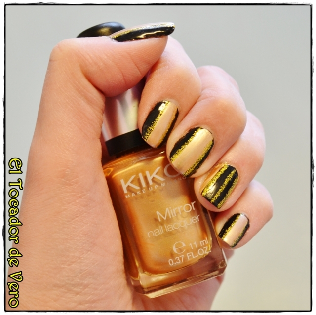 black and gold stripes 5 (FILEminimizer)