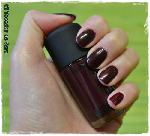 esmalte MAC (FILEminimizer)