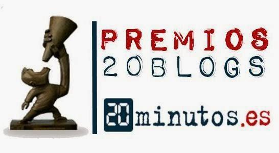 Vota mi blog en los premios 20 minutos