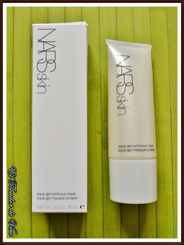 aqua gel luminous mask nars (FILEminimizer)