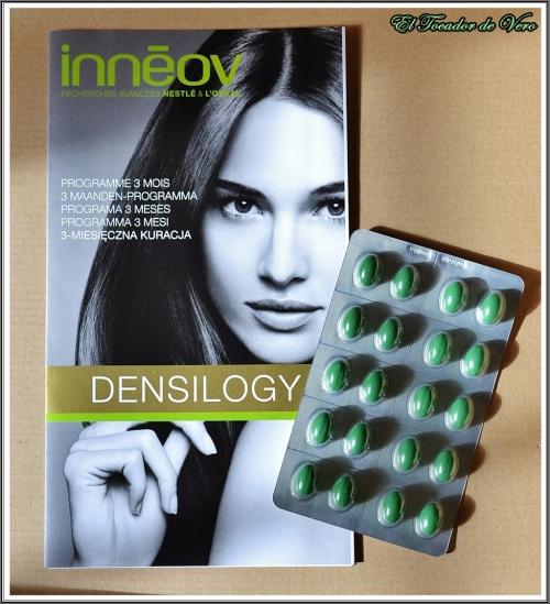 Mi experiencia con Densilogy de Inneov