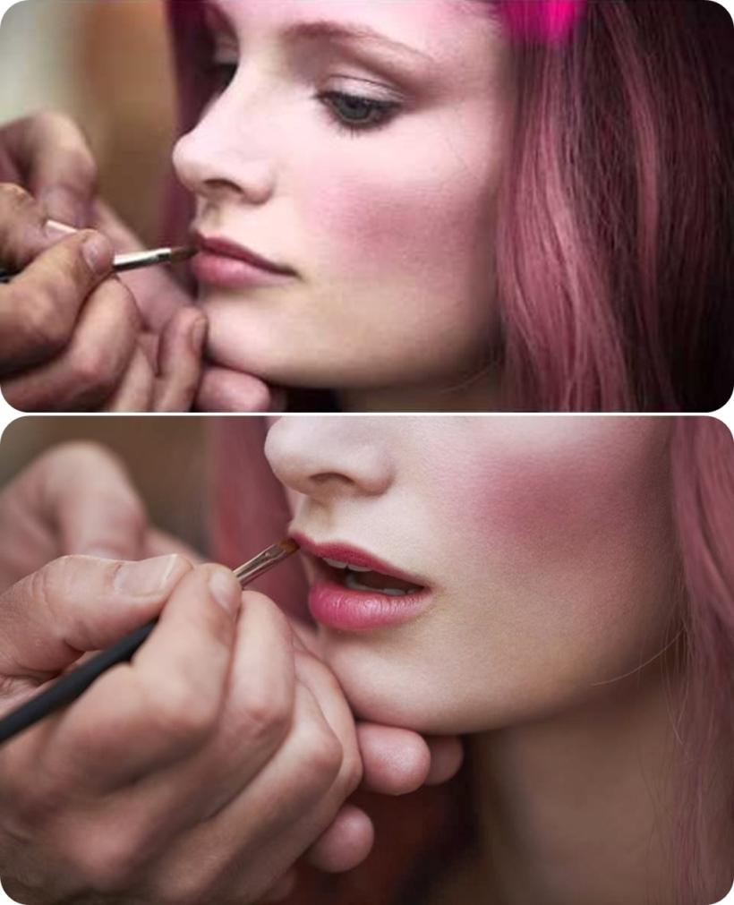 Givenchy makeup spring 2014
