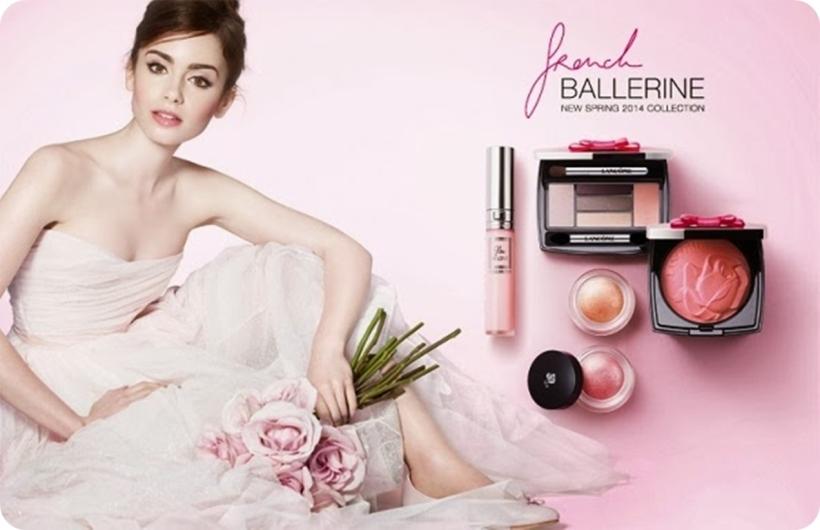 Lancôme makeup spring 2014