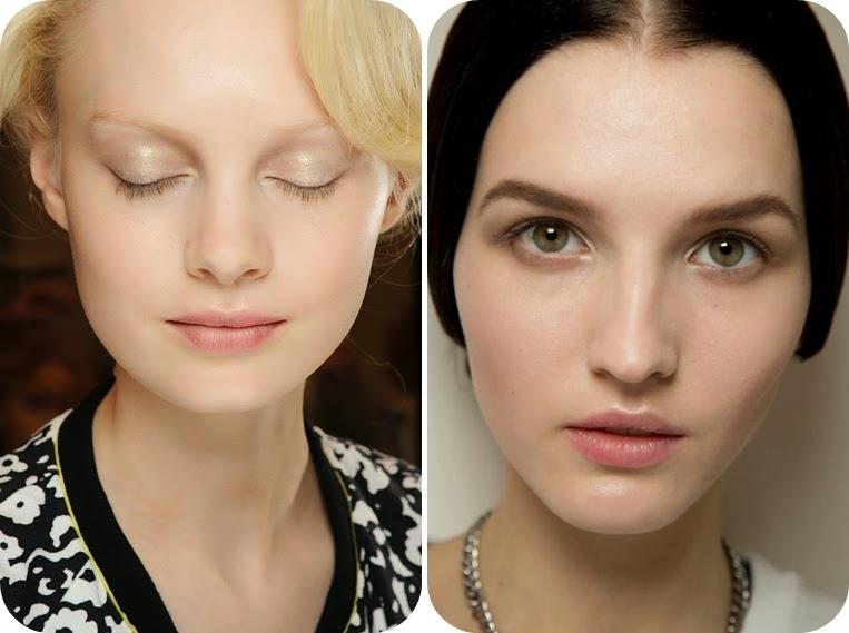 Valentino makeup spring 2014