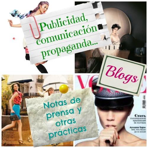 Tengo un blog, no una revista