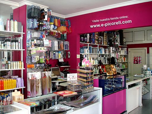 Tienda física Picorell en Montequinto, Sevilla (imagen sacada de su web)