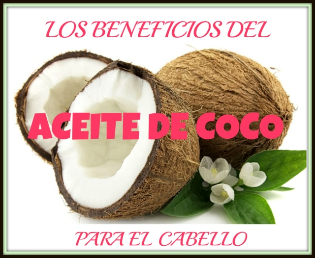 Beneficios aceite de coco