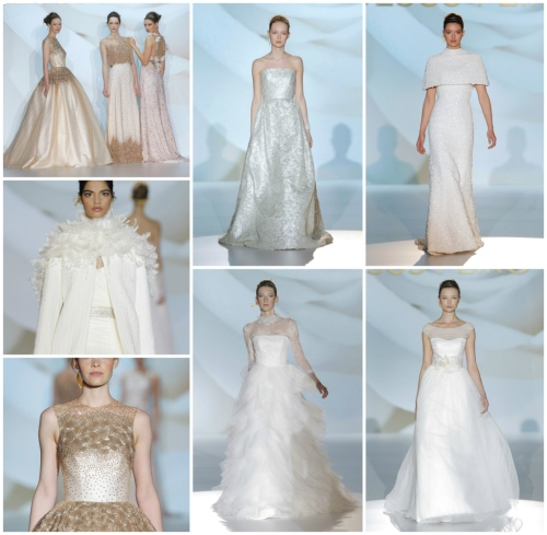 Barcelona Bridal Week 2014 (I)