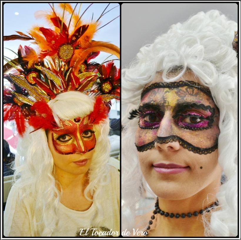 mascaras venecianas Beauty Lab Night 2014 2