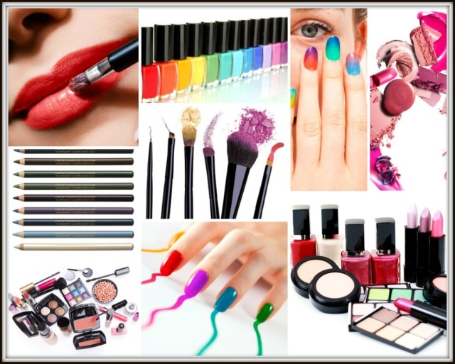 collage maquillaje