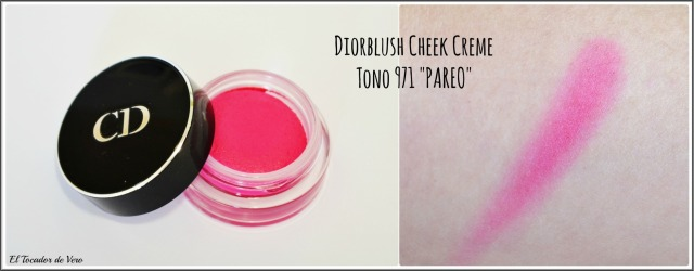 colorete en crema pareo Dior