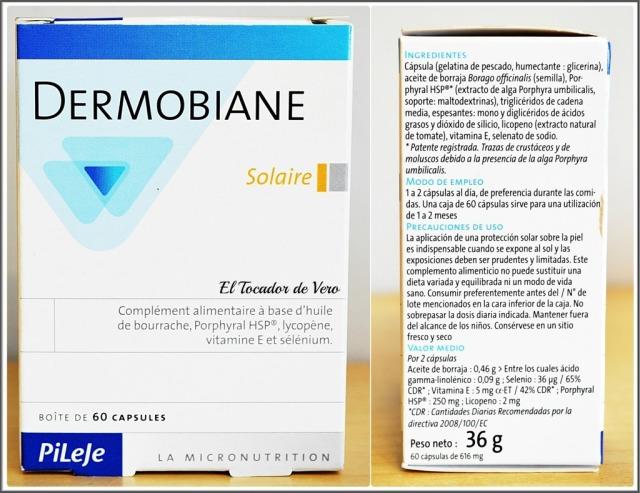 dermobiane solar pileje