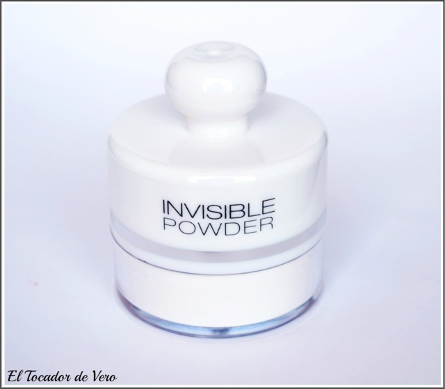 Invisible-powder-kiko eltocadordevero