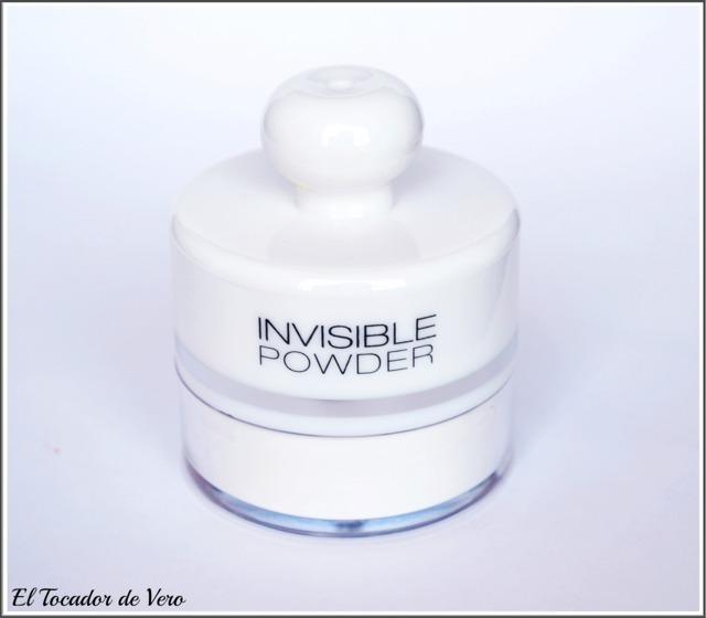 Invisible-powder-kiko eltocadordevero