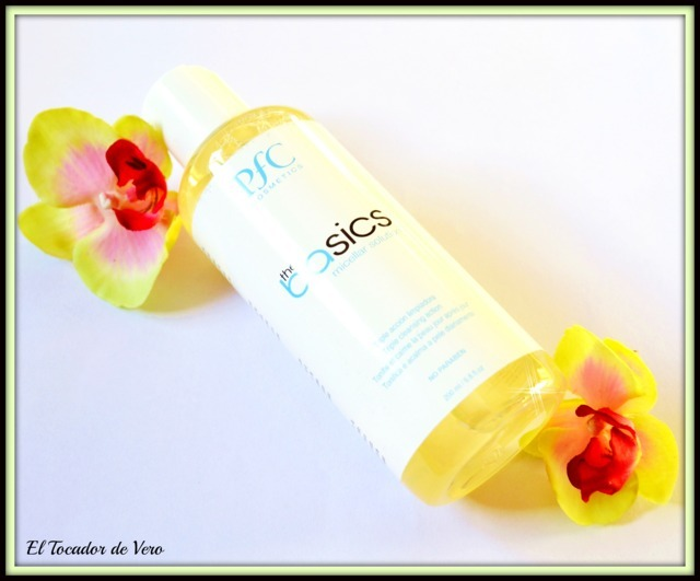 agua-micelar-basics-pfc-cosmetics eltocadordevero