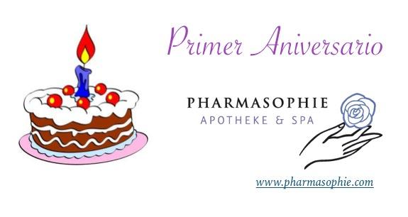 pharmasophie-primer-aniversario