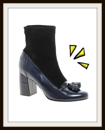 Mocasin con calcetines 1 eltocadordevero