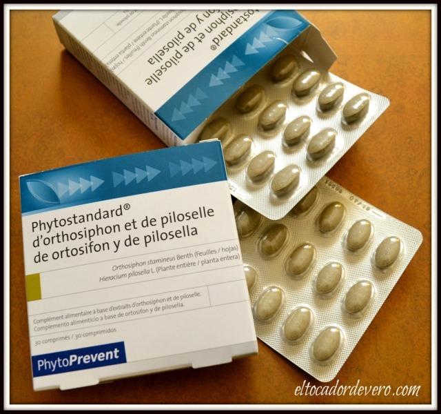 Eliminar liquidos para pastillas