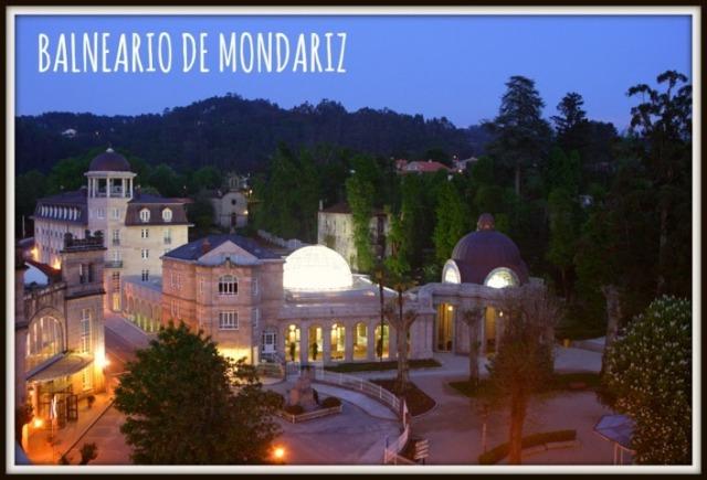 Mi visita al Balneario de Mondariz