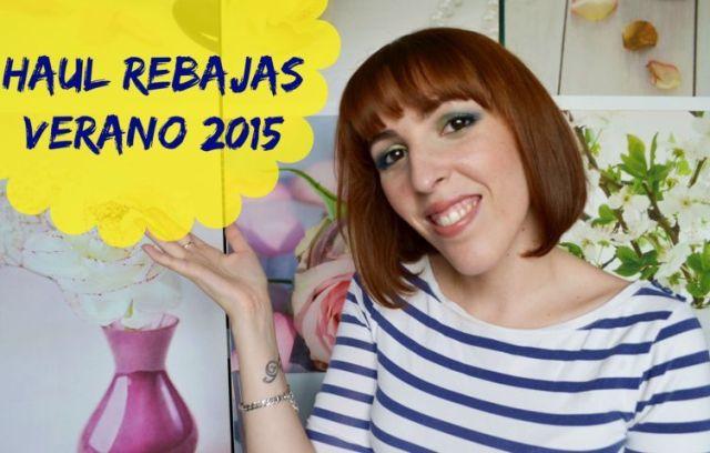 Haul Rebajas Verano 2015: Blanco, Stradivarius, Pull and Bear, Fosco…